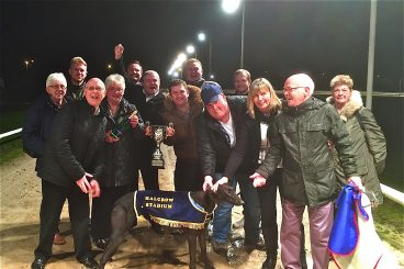 GREYHOUNDS: City kennels' triple triumph in 470 metres Derby