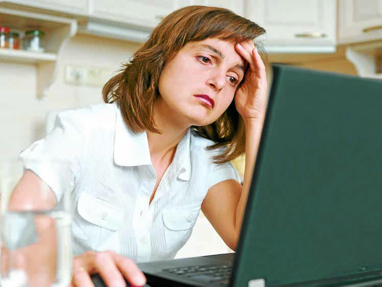 Physio dishes out homeworking advice