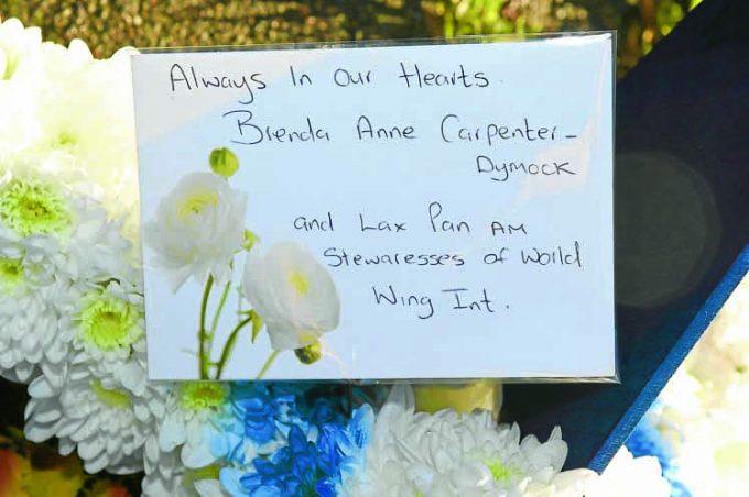 A touching tribute
