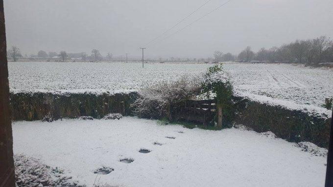 mill snow