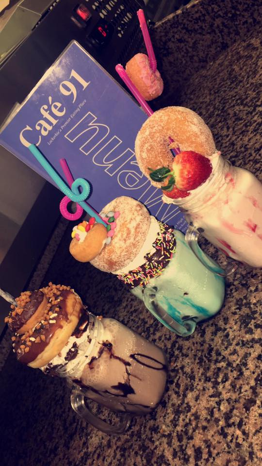 9 milkshakes that bring all the boys to the yard
