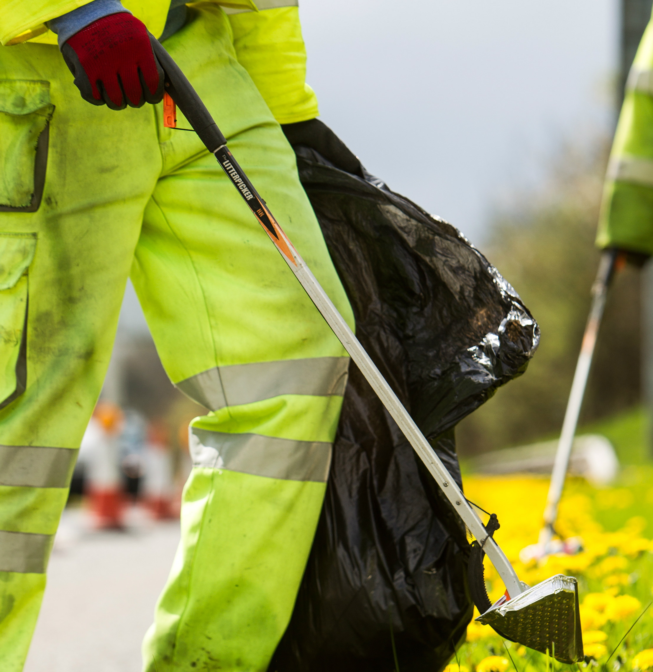FEATURE: Fighting back in the battle against litter