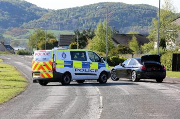 All-clear after Stewartry explosives alert