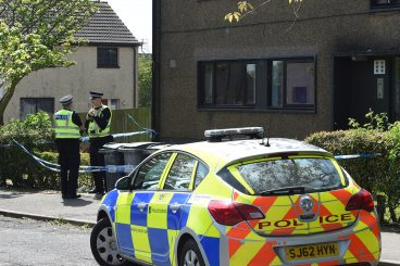 Police probe cause of deaths of two men