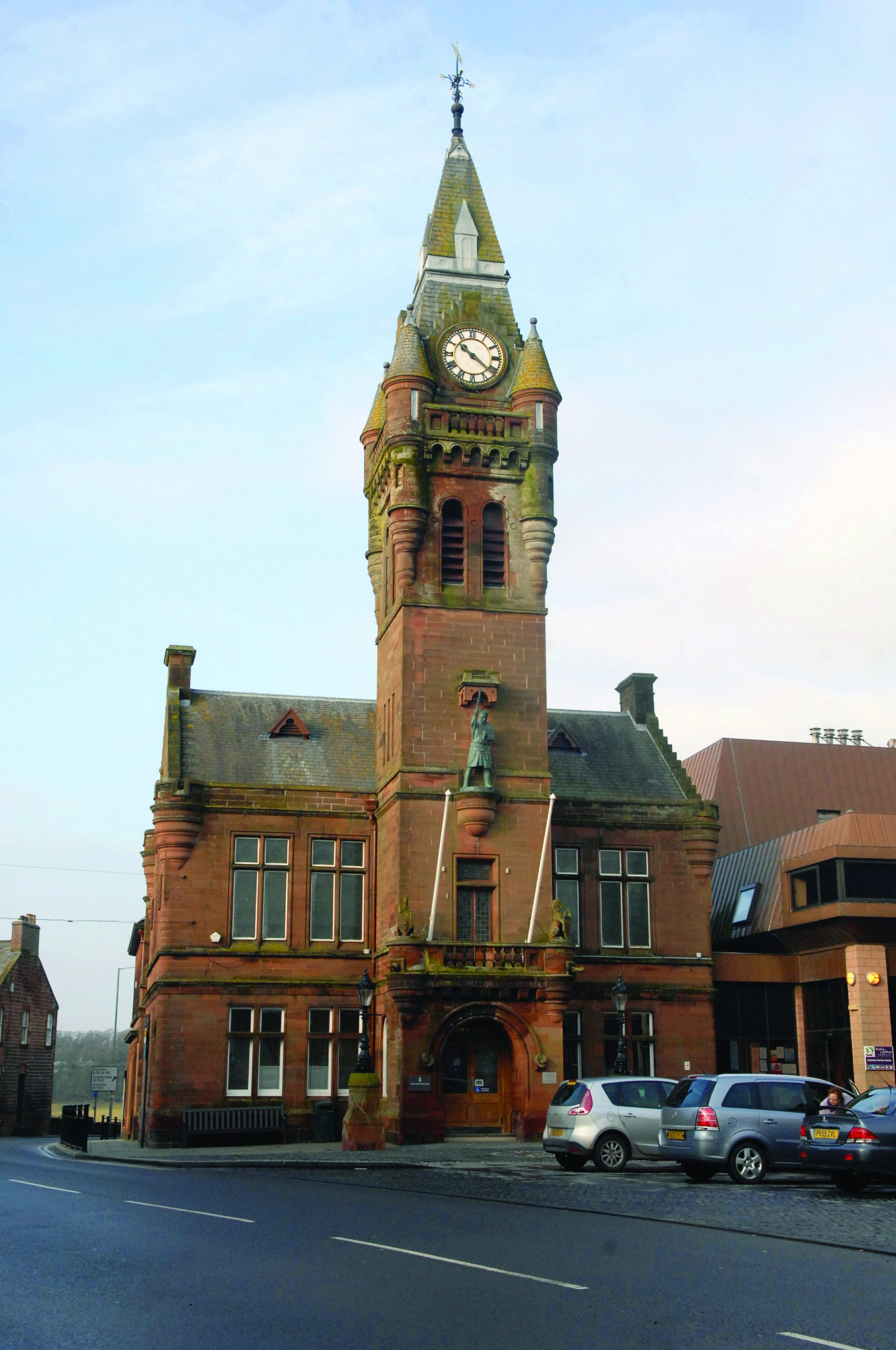 Dates set for launch of town's new-look library