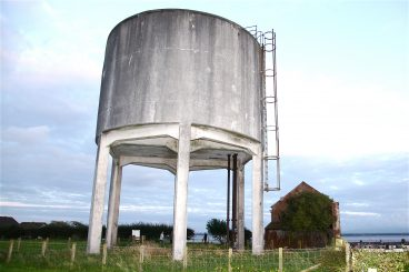 Hectic bidding for hilltop water tower