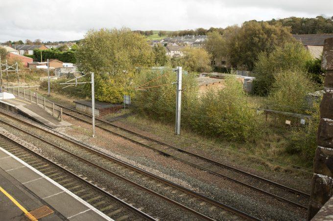 Lockerbie Station Car Park