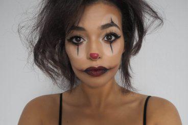 Brush up on your Halloween make-up skills with Katisha