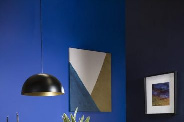 Blue is top decorating pick