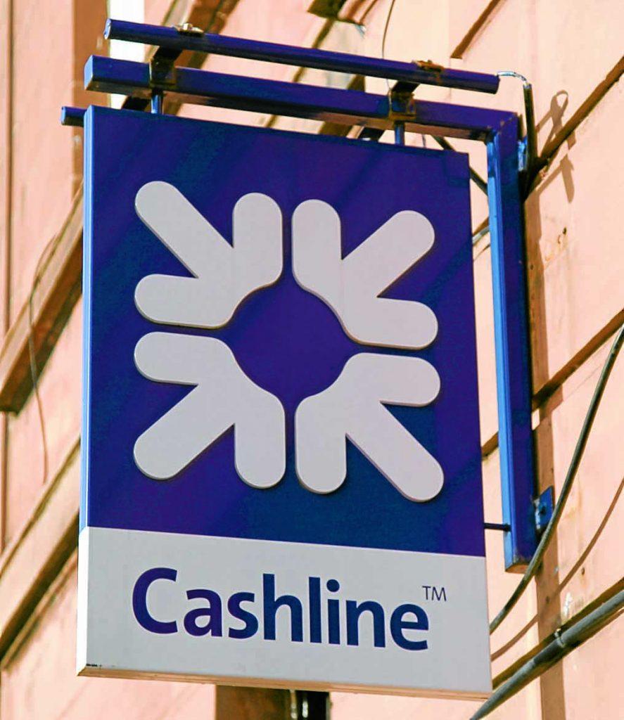 BANK cashline