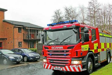 Fire service report on busy year