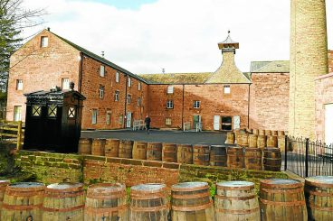 Distillery expansion could add extra jobs