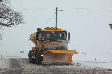 UPDATE: Region on winter white-out alert