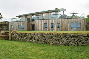 B. and B. couple win top award for eco home
