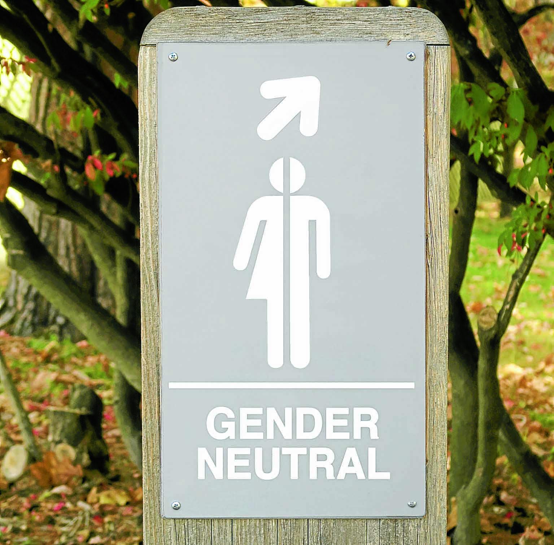 Schools introduce gender neutral toilets