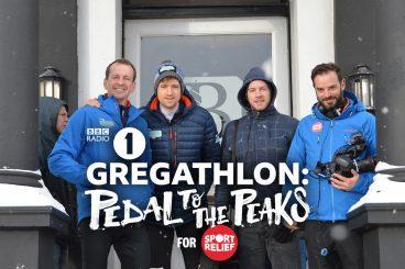 BBC Radio 1 star stops off in Moffat