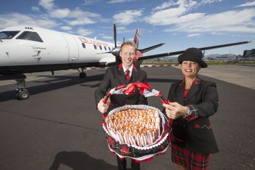 June take off for Carlisle airport
