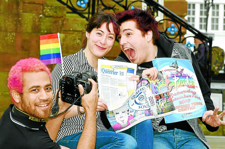 Funding push for new LGBT+ magazine