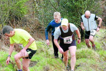 Screel Hill run