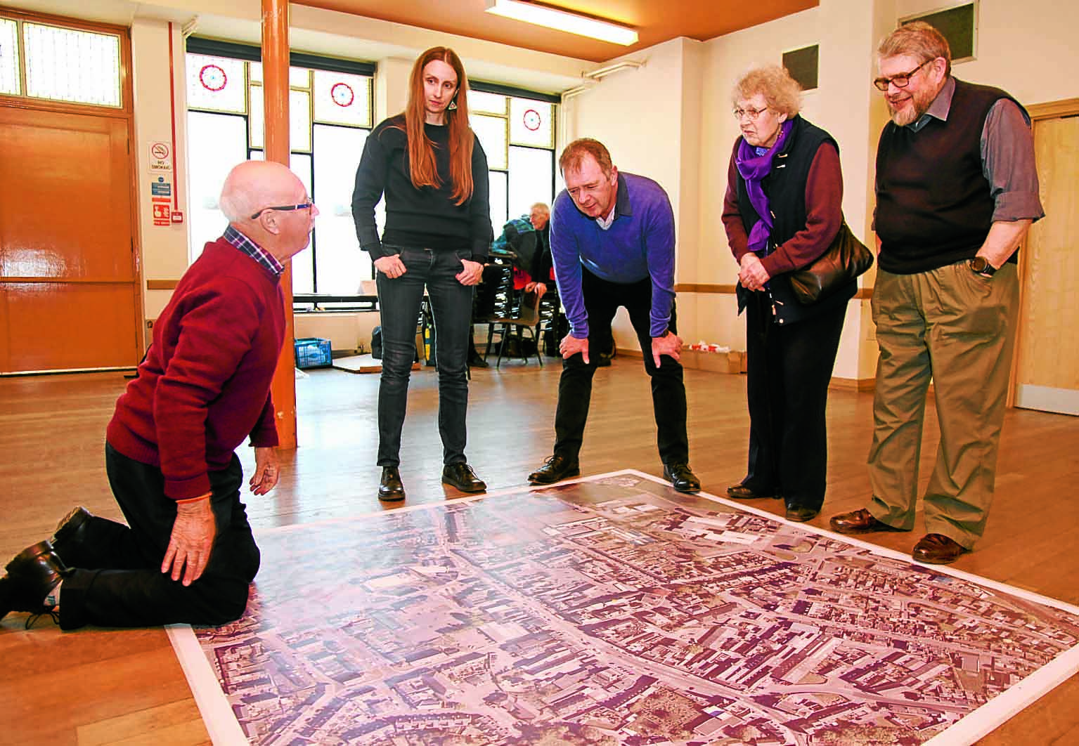Public have their say on town vision