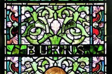 Was Burns bipolar?
