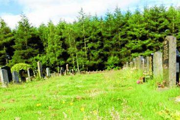 Good progress in cemetery project
