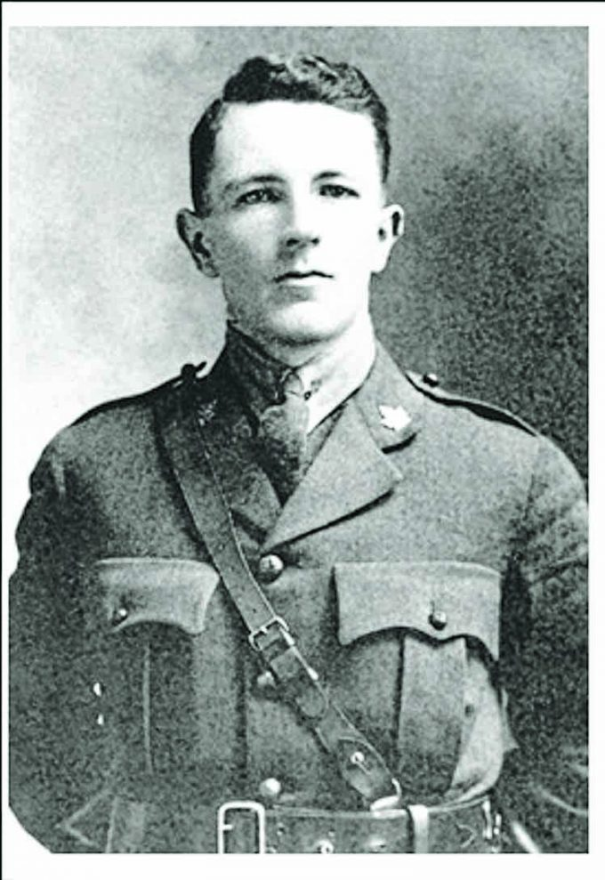 World War I hero commemorated - DnG24