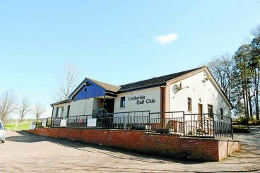 Upswing in fortunes for golf club