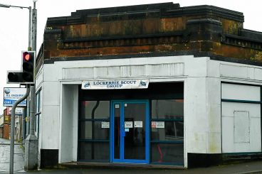 Empty shop sells for £270,000