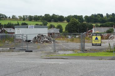 D-day for school site homes