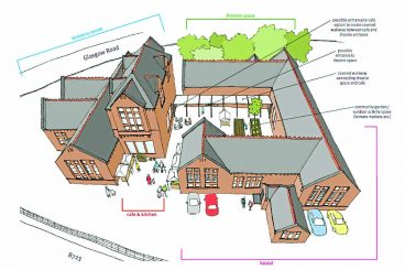 Hostel plan unveiled