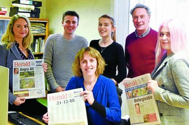 Annandale Herald in running for top award