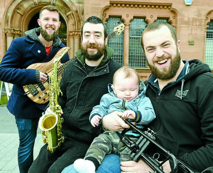 Local Band To Make Trumpet Return Dng24