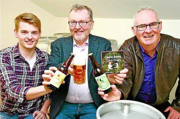 Lockerbie beer cheer for Westminster