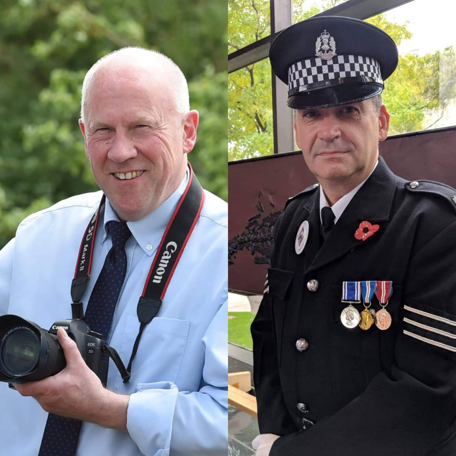 Honours for editor, officer and book boss