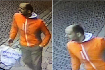 CCTV robbery appeal
