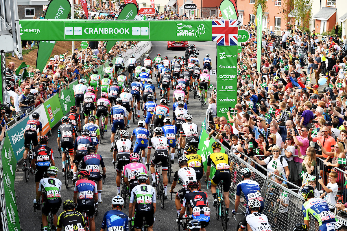 Major cycling tour to visit the region