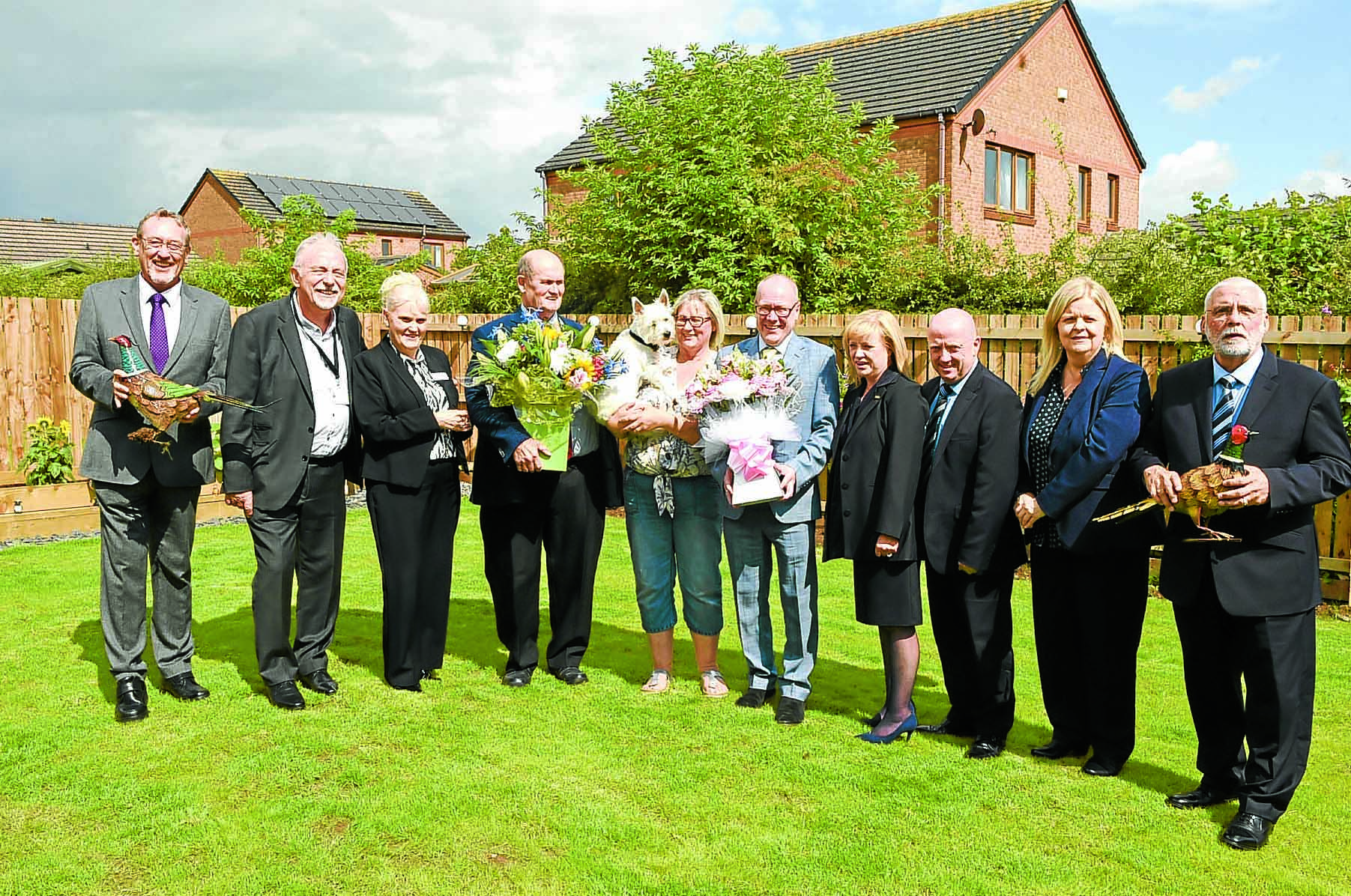 Cunninghame Housing Association 'up and running'