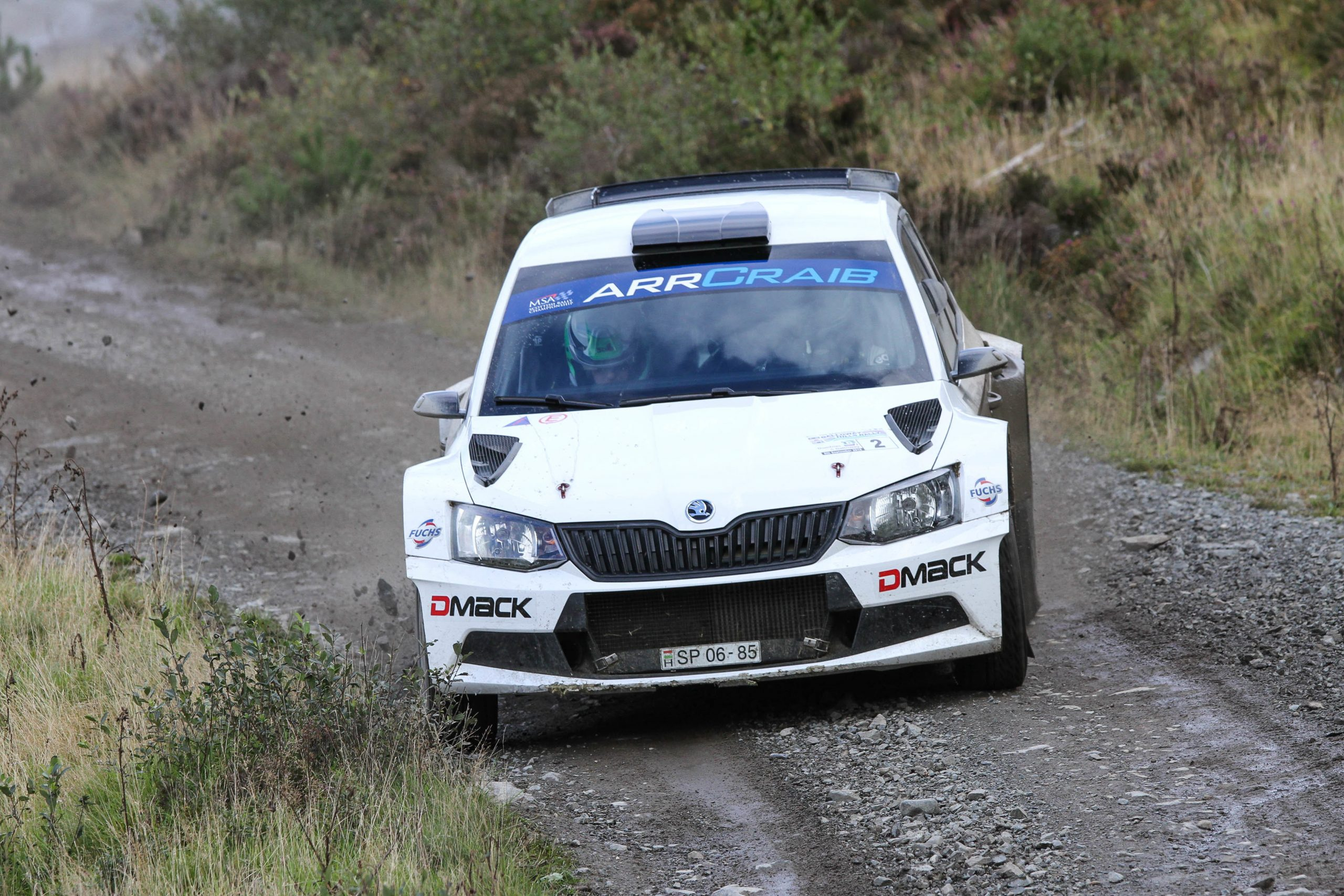 Armstrong Galloway Hills Rally launches new-look 2019 event