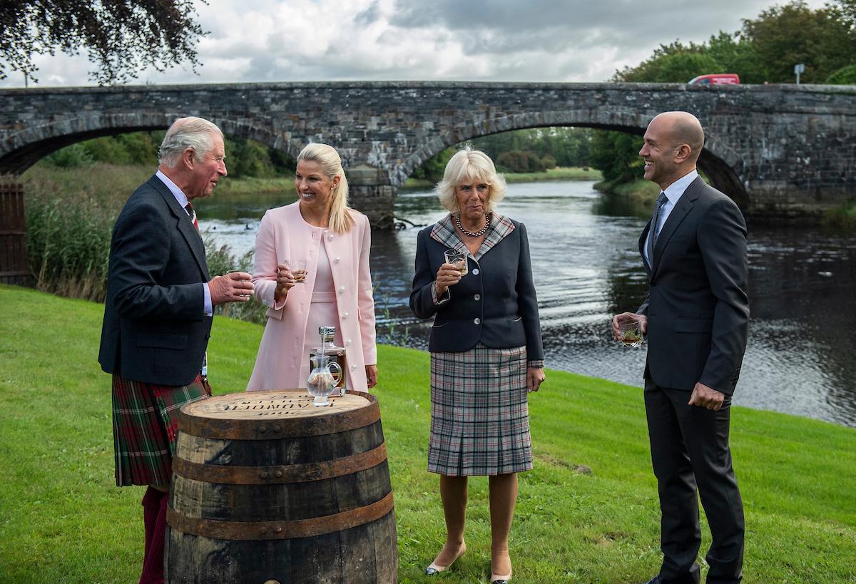 Region welcomes Royal pair