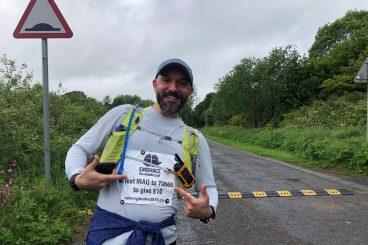Ultramarathon Pilgrim To Run 340 Miles For Charity