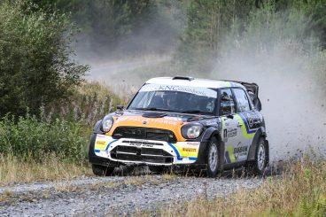 Bogie bags rally win