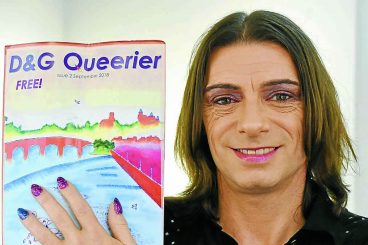 'Queer' mag is back in time for Pride