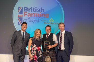 Farming couple are a credit to industry