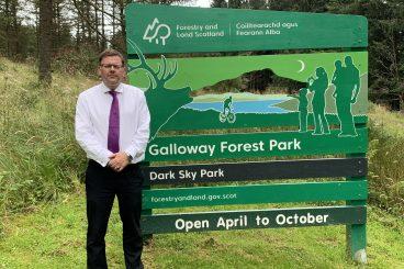 Boost for national park bid