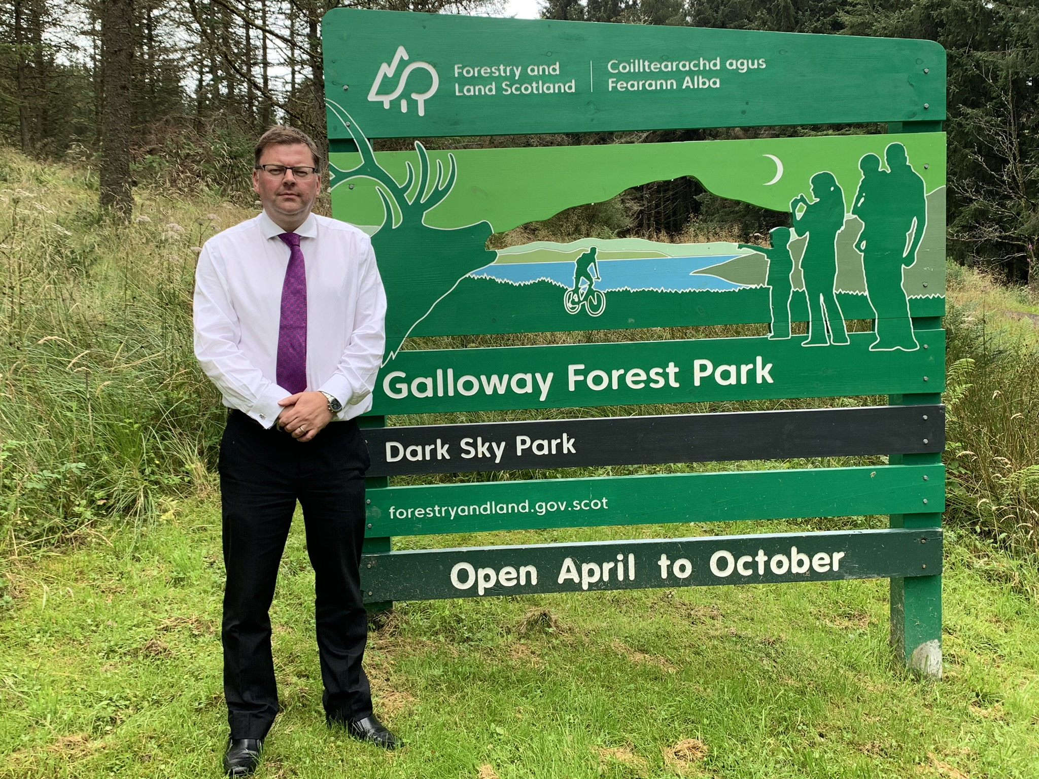 Galloway National Park idea brought before MSPs