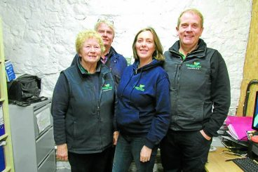 Farming family in finals for agri award