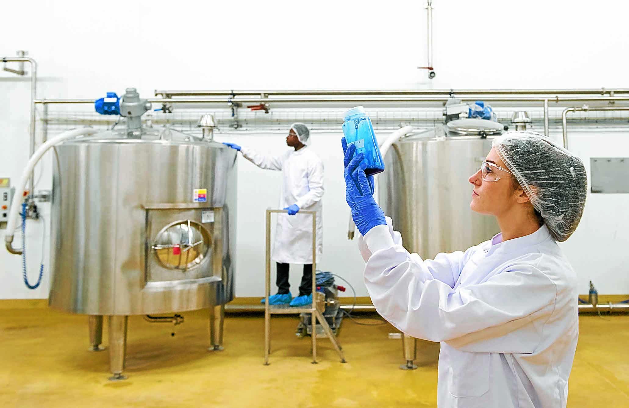 Factory brings jobs boost