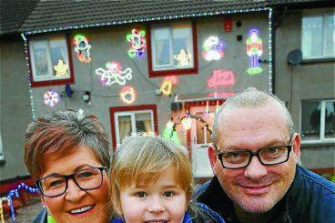 Christmas at the Cornwalls!