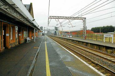 Morning train back on track